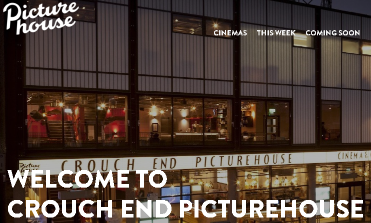 ART HISTORY FOR FILMAMKERS COURSE crouch end picturehouse