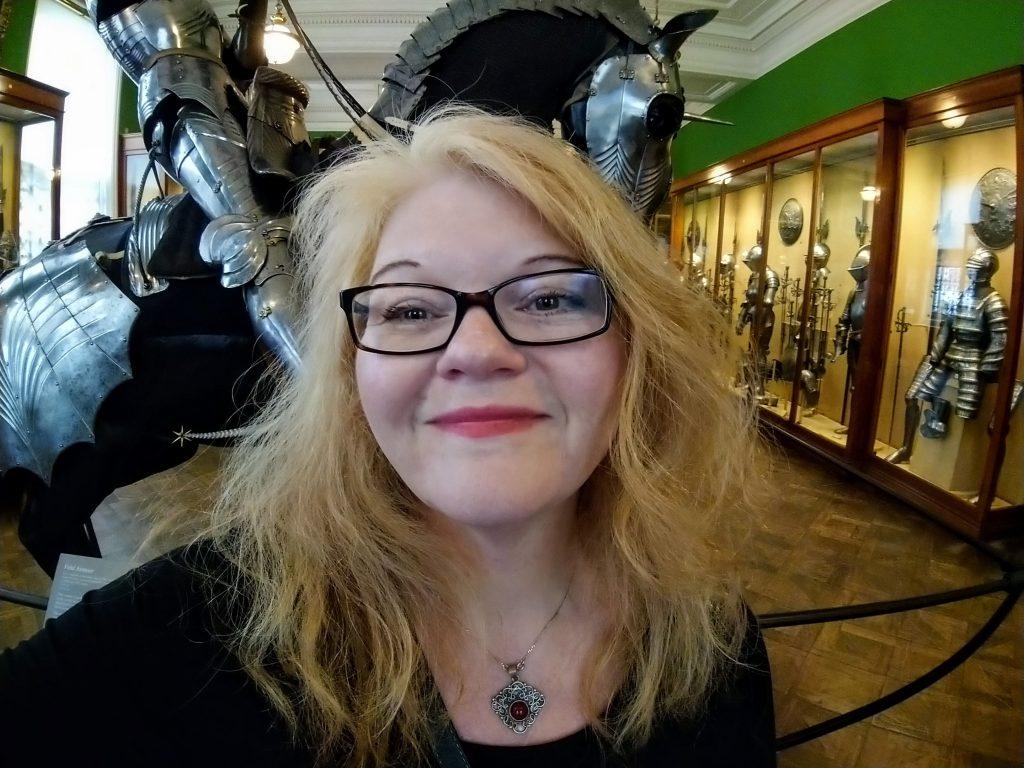 Gillian McIver author of Art History for Filmmakers